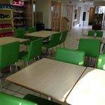 canteen/reception