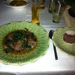 boeuf sauce chili