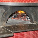 Our Wood Fired Pizza Oven