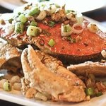 House Special: Crab with Garlic Seasoning