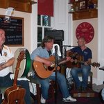 Live music in the Bar