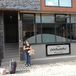 the Podworks hotel