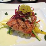 Grilled Wild BC Salmon