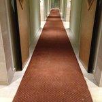 Wobbly carpet