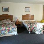 Larger & Newer Room (slept in)