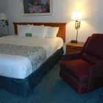 Bed/Recliner area