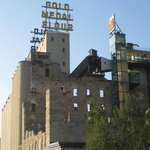 Mill City ruins nearby