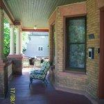 Lovely porch....