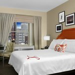 Our Midtown Manhattan hotel's King room - newly renovated