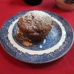 Chocolate Chocolate Chip Muffin