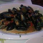 Mussels Cozze