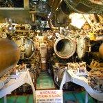 Torpedo station