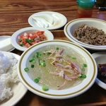 Kalua Pig Plate Special