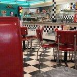 Papa J's diner Honor, MI