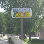 Foto de Lakeside Motel