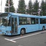 サントリー京都ビール工場シャトルバス