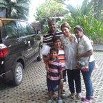mr karim and family