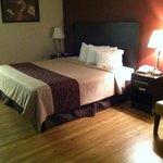 Deluxe King  Room 218