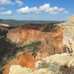 Bryce Canyon, one of many overlooks on Bristlecone trail