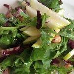 duck salad starter