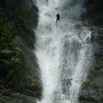 Fourth Repel (Big Waterfall)