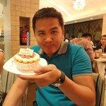 Surprise Cake :)