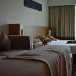 Bedroom + Living