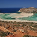 Balos Lagoon and Beach, Crete, a breathtaking place