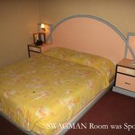 Clean bed,new carpet,quiet room,value for money