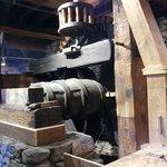 Grist Mill Cogs & Gears