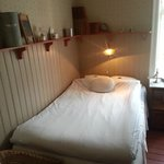 Small double bedroom with 120cm wide bed