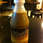 its signature drinks