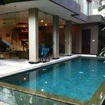 junior suite pool