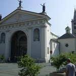 Katedralen i Aosta.