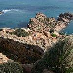 Sur les hauteurs de El Haouaria plage