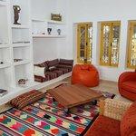 Salon de lecture de Dar Enesma