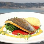 Grilled Fillet of Bream