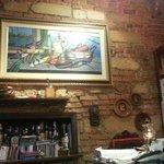 Interiors - the bar