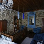 The Blue Bedroom in Fig House