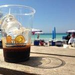 caffè in ghiaccio ... ti da il buongiorno