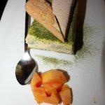 dessert - green tea tiramisu