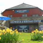 Shipwreck & Heritage Centre in Spring