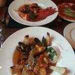 2 seafood specials