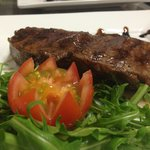 jucy sirloin steak