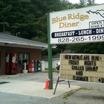 Blue Ridge Diner Deep Gap NC