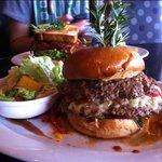Burgers at the M!