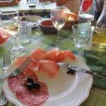 Charcuterie Toscane: un bonheur simple...