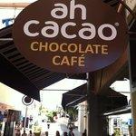 ah cacao la isla en Cancún