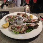 Carlingford Oysters served Thai Style!