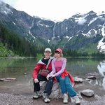 Our hike to awesome Avalanche Lake